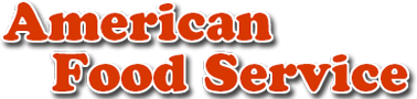 Logo American Food Service Kamen